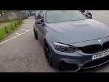 Fullwrap BMW M3, Satin Metallic Graphite by WTP DEKOR