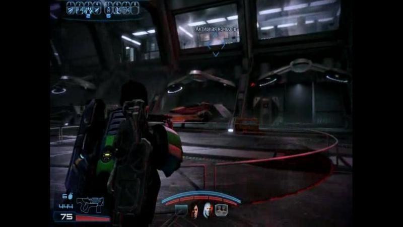 28с Mass Effect 3 Станция Кронос