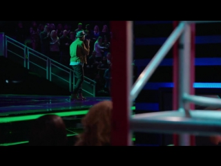 The Voice blind auditions Chris Blue -- tracks of my tears