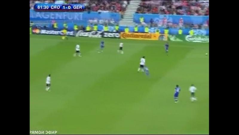 03) Хорватия - Германия.