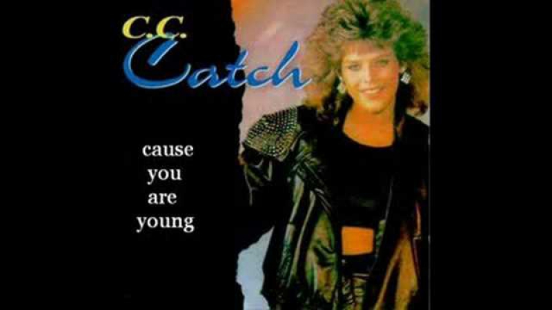 C.C.Catch - Cause You Are Young (1986) Remastered