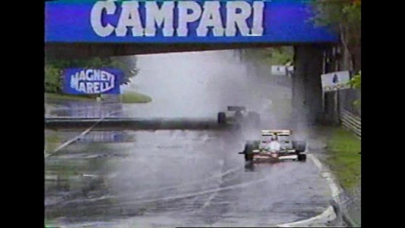 F1 1989. Гран-при Канады. Гонка