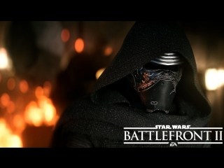 Это Star Wars Battlefront II