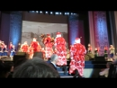 Деды Морозы на праздничном Предновогоднем концерте в БКЗ Октябрьский 11.12.2017