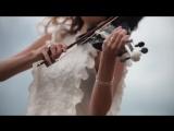Subeme La Radio (Enrique Iglesias) - Electric Violin Cover _ Caitlin De Ville