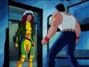 Люди Икс / X-Men S01E08 - The Unstoppable Juggernaut Несокрушимый Джаггернаут