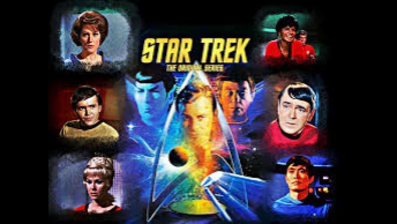 Star Trek Serie Original 3x24 La intrusa traidora
