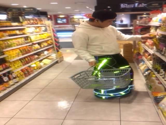 Melbourne shuffle shopping