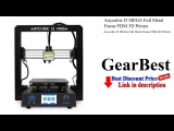 Anycubic I3 MEGA Full Metal Frame FDM 3D Printer   Gearbest review