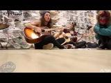 Lost Society - Drunken Lullabies (Acoustic Flogging Molly Cover) @ Beyond JKL 29.4.2015