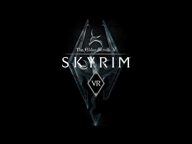 The Elder Scrolls V Skyrim PlayStation VR E3 Trailer