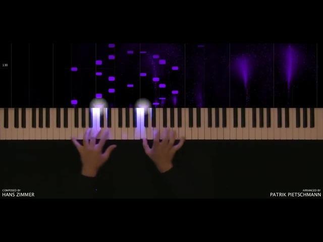 Hans Zimmer - Interstellar - Main Theme (Piano Version) Sheet Music · coub, коуб