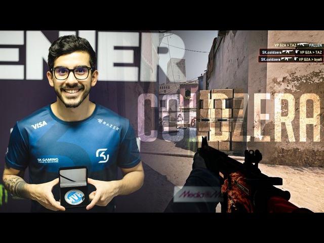 Coldzera - HLTV MVP by ZOWIE of EPICENTER 2017