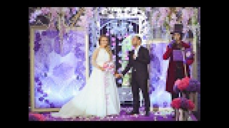 Красивая азербайджанская свадьба Айвенго и Эмилии в Немчиновке