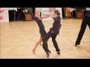 Armen Tsaturyan - Svetlana Gudyno, RUS | 2017 World LAT - AOC Vienna - QF S
