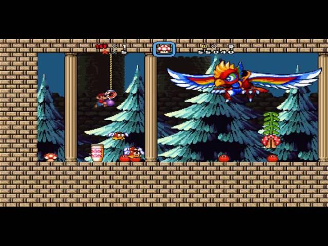 Super Mario Bros. X (SMBX) Boss Rush by Rub 2 (1)