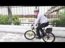 США пересадили молдавских полицейских с машин на велосипеды