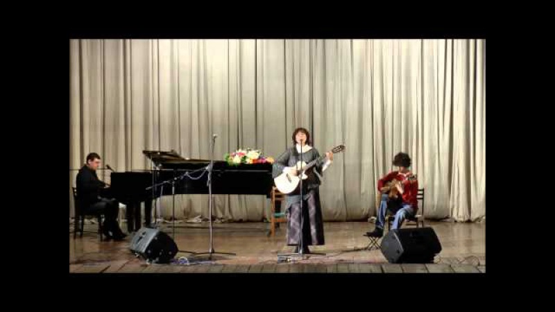 Людмила Салмакова -Счастливый жребий(Б.Окуджава)