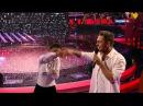 Влад Соколовский - Не уходи шоу Живой звук, канал Россия 1, эфир от 14.03.14