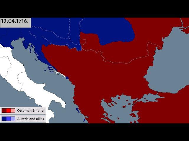 Austro Turkish war 1716 1718