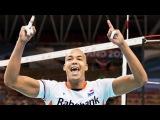 TOP 20 Crazy Volleyball Actions ABDEL AZIZ Nimir vs France