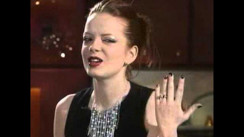 Shirley Manson - Vicki Gab. interview [September 21, 1998]