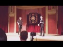Loredana Pirvu y Ana Marco - correo hamlet esgrima escenica