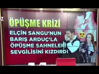 Elçin sangu'nun öpüşme sahneleri sevgilisini çıldırttı.! Ömür Varol'la Beyaz Gazete. 14 Kasım 2017