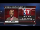 Greg Anthony Discusses Carmelo Anthonys Fit On OKC Thunder   GameTime  2017 NBA Free Agency