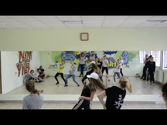 HAVIN' FUNK DS. MK Dance Mix Choreo. Elen.no.limit. 10.09.17. 2-я группа.