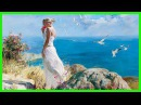 Видеоурок по живописи. Девушка на море. Морской пейзаж. Александр Южаков. Научит ...