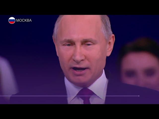 Путин объявил 2018 год Годом добровольца и волонтера