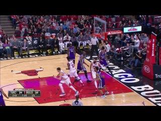 Sacramento Kings @ Chicago Bulls - January 21, 2017 - Recap