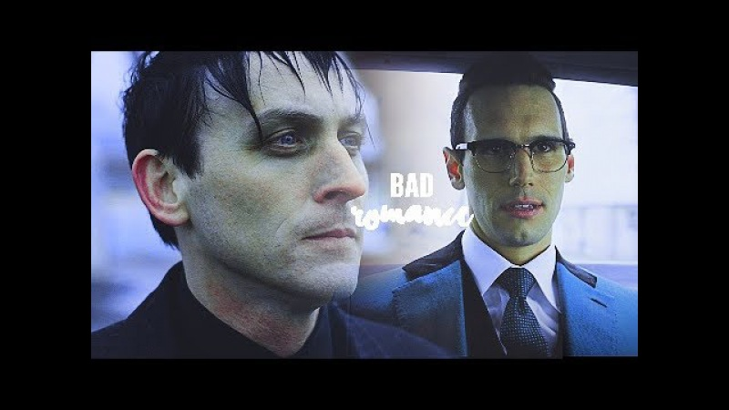 ►oswald and edward || you were the one time I let love weaken me (3x22)