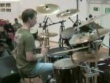 Vadim Shubin Вадим Шубин drum solo 1 dvd master klass 2008