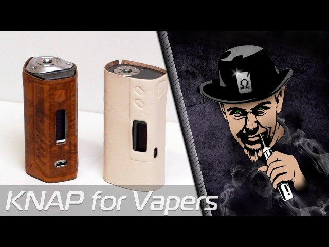 Чехлы KNAP for Vapers!