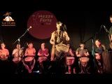 Afro Samba. Африканская самба. Осенний концерт Школы джембе Sun Drums 2013