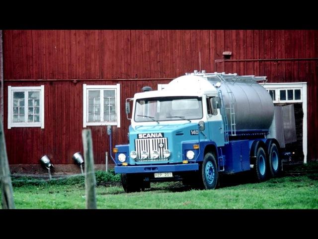 Scania LS140 Tanker 1974 76