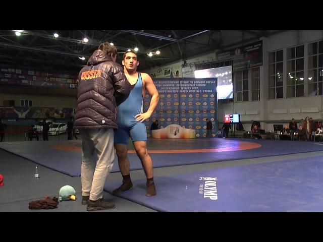 Финал 84 кг Цакулов Батраз (Алания) - Дадашев Абдулкадыр (Дагестан)