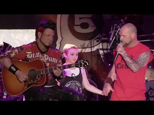 Five Finger Death Punch - The Wrong Side Of Heaven (Live at Carolina Rebellion 2016) (Pro Shot HD)