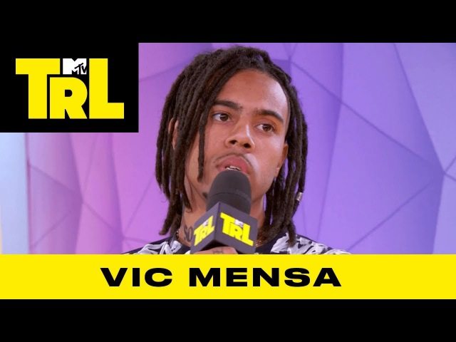 Vic Mensa on Touring w JAY Z Teases Chance the Rapper Collab TRL Weekdays at 4pm