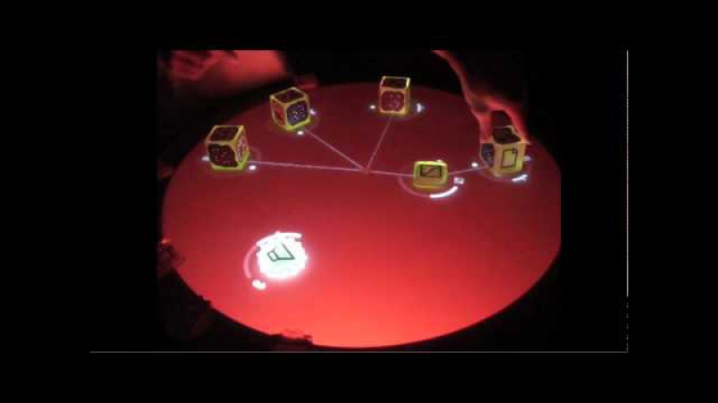 Reactable - SoulFul House Part1 (By Kokab)