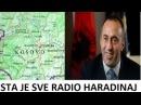 OBAVEZNO POGLEDAJTE - DOSIJE HARADINAJ i STA JE RADIO SRBIMA 2017 !