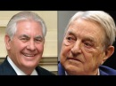 IT'S FINALLY  HAPPENING!  Rex Tillerson Just  Gave George Soros  Really Bad News…