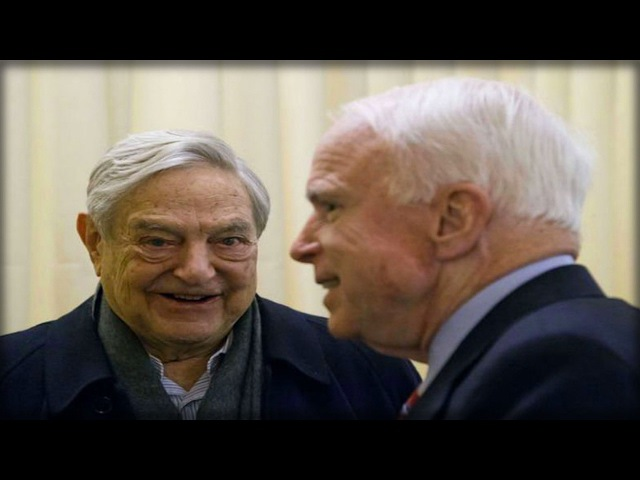 URGENT! NEW REPORT EXPOSES 6 TOP REPUBLICANS ON SOROS PAYROLL! GUESS WHO'S BEING PAID TO STOP TRUMP?