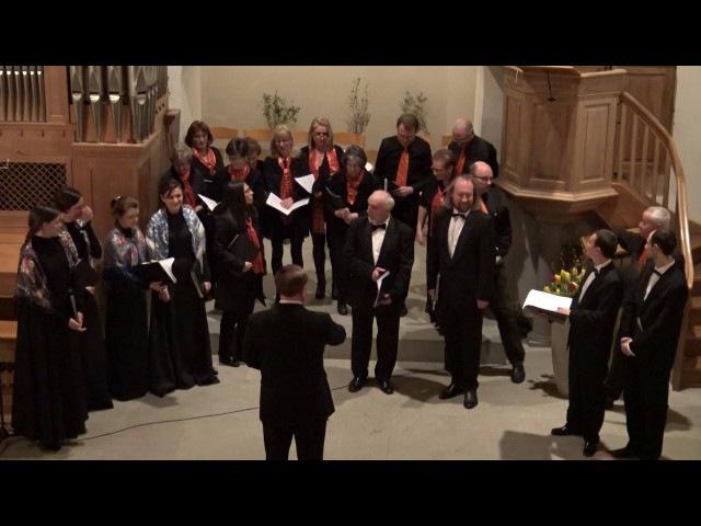 Vokalensemble Voskresenije in Buchs (CH) Schweiz 2017