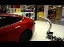 Автоматическая зарядка для Tesla Model S