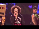LMFAO - Party rock anthem live & I`m sexy and I know it LIVE Justin Bieber AMA 2011 HD directo 3D