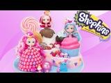 Shopkins Shoppies Cake (Donutina, Jessicakes, Bubbleisha) from Cookies Cupcakes and Cardio