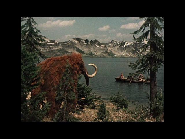 Karel Zeman: Cesta do pravěku / A Journey to the Beginning of Time
